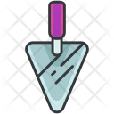 Construction Cement Knife Icon