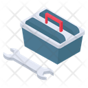 Toolbox Service Tool Construction Toolbox Icon