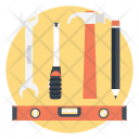 Construction tools Icon