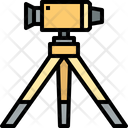 Construction Tripod Icon
