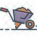 Construction Trolley Icon