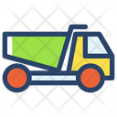 Truck Cargo Project Icon