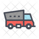 Construction Truck Dump Truck Vehicle Icon