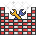 Construction Wall Icon