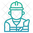 Constructionworker Job Avatar Icon