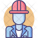 Construction Worker Worker Construction Icon