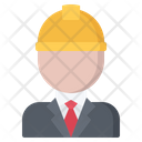 Investor Manager Building Icon