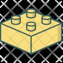 Constructor Block Dice Icon