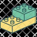 Constructor Blocks Development Icon