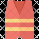 Constructor Vest Waistcoat Icon