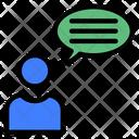Consultancy Communication Customer Service Icon