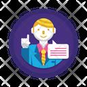 Consultant Advise Advisor Icon