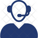 Consultant Customer Support Icon