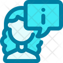 Consultant Technical Support Customer Service Icon