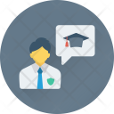 Student Chat Consultant Icon