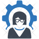 Consultant Ability Brainstorming Icon