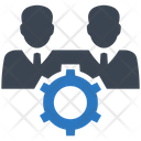 Service Support Team Icon