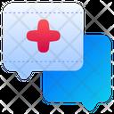 Consultation Chat Service Icon