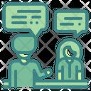Consultation Consult Discussion Icon