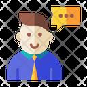 Consulting Advising Analytics Icon