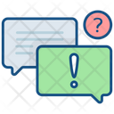 Chat Collaboration Consulting Icon