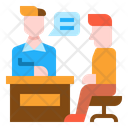 Adviser Human Resources Communications Icon
