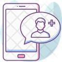 Chat Consulting Doctor Icon