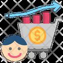 Consumer Buyer Customer Icon