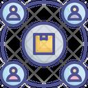 Consumer Customer Loyalty Icon