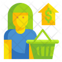 Consumer Buy Business Icon