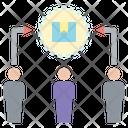 Consumer Business Customer Icon