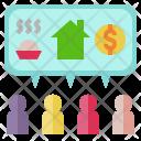 Consumer Demand Icon