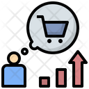 Consumer Increases Consumer Increases Icon