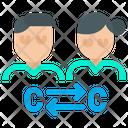 Cc Customer Consumer Icon