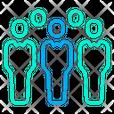 Customer Team Group Icon