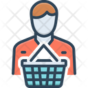 Consumers Customer Purchaser Icon