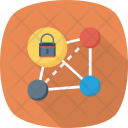 Contact Lock Group Icon