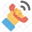 Contact Communication Connection Icon