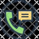 Contact Voice Call Icon