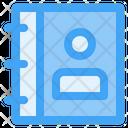 Contact Address Phone Icon