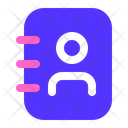 Contact People Network Icon