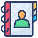 Contacts Book Phone Directory Directory Icon