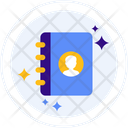 Mcontacts Contact Book Contacts Icon