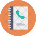 Directory File Notebook Icon