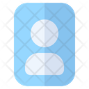 Contact Book Phone Icon