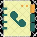 Contact Book Contact Phone Icon