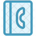 Book Contacts Address Icon