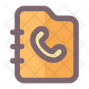 Contact Phone Call Icon