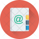 Phone Directory Contact Icon