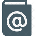 Mail Contact Book Icon